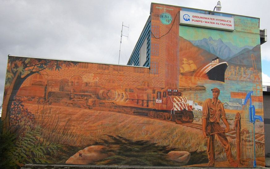 32-1216Franklin - Groundwater Hydraulics Mural